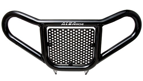 Yamaha YFZ 450 Front Bumper Black-(2004-2009 and 2012-2013) Please Carefully Read Fitment Specifications Alba Racing