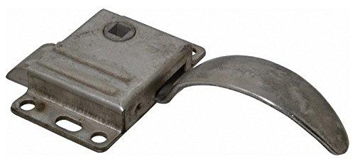 - 1560, Galvanized Steel Interior Roof Hatch Snap Lock Catch