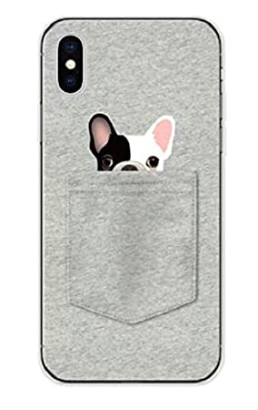 coque iphone 7 plus bouledogue
