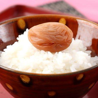 塩分5%で漬け上げた 五穀酢仕立て 香壌栽培の梅干