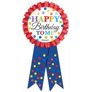Cinta de cumpleaños brillante feliz cumpleaños: Amazon.es ...