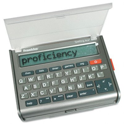 Spelling Ace with Thesaurus - Electronic(sold in packs of 2)