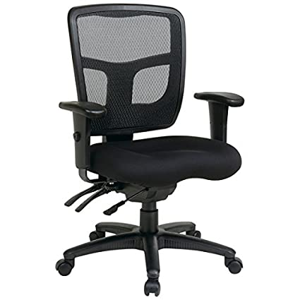Superb Amazon Com Pro Line Ii Breathable Progrid Ratchet Back Dailytribune Chair Design For Home Dailytribuneorg