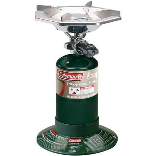 Coleman Bottle Top Propane Stove (Propane Portable Burner)
