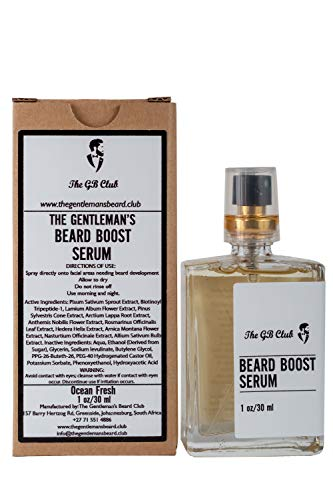 Club Beard Growth Serum Significantly