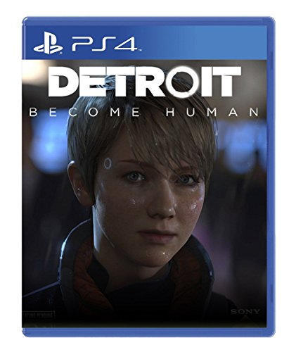Detroit Become Human – PlayStation 4