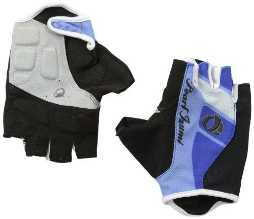 Izumi Gloves Pearl Spandex (Pearl Izumi Women's W Attack Gloves, Dazzling Blue, X-Large)