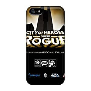 Hot Fashion GRdKpgR6851DTtry Design Case Cover For Iphone 5/5s Protective Case (coh Going Rogue)