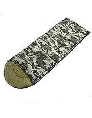 Fashion Style camouflage bag envelope outdoor single tent sleeping bag