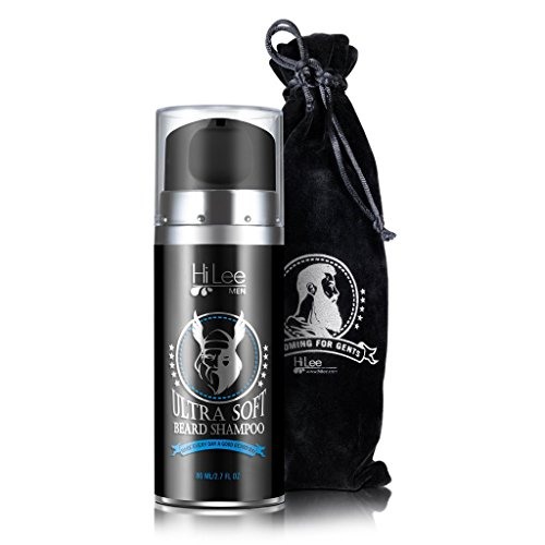 Ultra Soft Beard Shampoo, Soften Facial Hair , Vitality, and Shine to your Beard grooming for - Styles Facial Hair Popular
