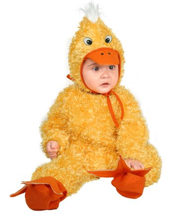 Newborn Duck Baby Costume