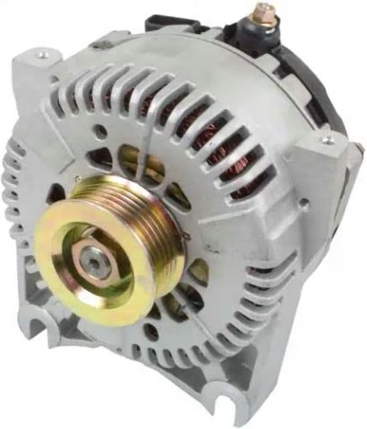 Velocity High Output Alternator 8318-220-HD45-3 - 220A High Output Alternator for Ford F-SERIES PICKUPS Velocity Alternator