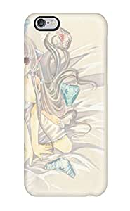 New Fashion Premium Tpu Case Cover For Iphone 6 Plus - Chobits