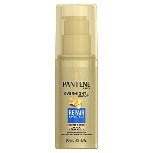 Pantene Pro-v Overnight Miracle Repair Serum 4.9OZ (Pack of 3)