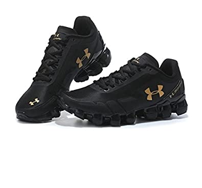 Gera UnderArmour Scorpio Men s Black Mesh Sports Shoes - 43  Buy Online at  Low Prices in India - Amazon.in 0c2d554a3
