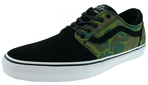 Vans M Tring Sneaker camo green white