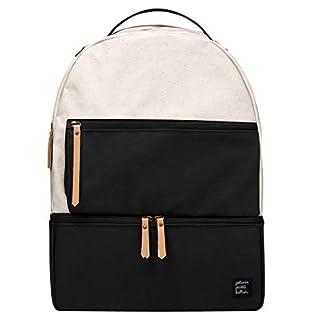 Petunia Pickle Bottom Axis Backpack, Birch/Black