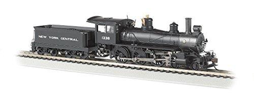 Bachmann Industries Baldwin 52 Driver 4-6-0 DCC Ready Locomotive - NYC #1238 - (1:87 HO Scale) [並行輸入品] B075CPNKM2