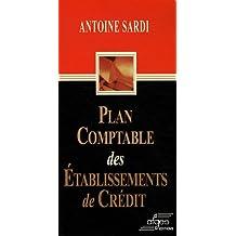 Plan comptable des établissements de crédit
