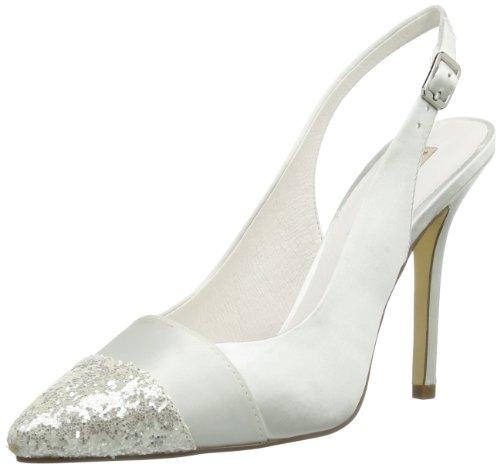 04 Claudia Menbur Sac ivory À Bride Femme Elfenbein Blanc Wedding 7wzwv