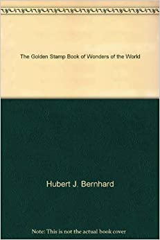 Book The Golden Stamp Book of Wonders of the World