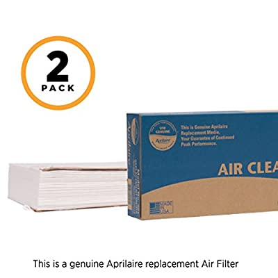 Aprilaire 401 Replacement Filter for Aprilaire Whole House Air Purifier Model: 2400, Space Gard 2400