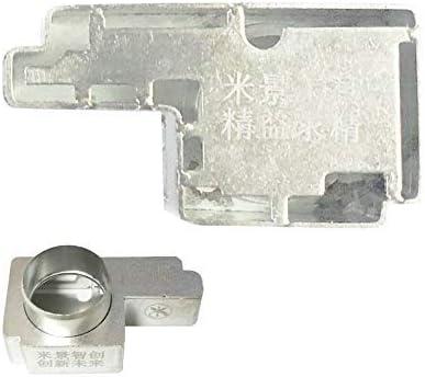 Manga de aire de la boquilla de pistola de aire caliente para iPhone X Placa base Herramientas Deslodering y para la estación de retrabajo de aire caliente Quick 861DW 2008