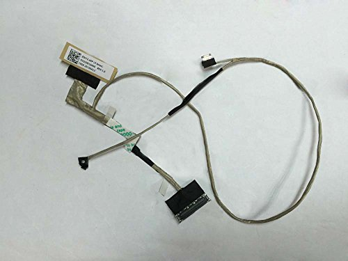 Nbparts® NEW and original cable for Lenovo Y50-70 Y50 ZIVY2 LCD flex cable dc02001za00 flat cable with touch 40pin cable