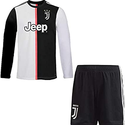 quality design cf6a5 fbb96 Buy Juventus Home KIT Football Jersey Full Sleeve 2019-20 ...