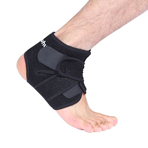 Ohuhu Ankle Brace Breathable Ankle Support Ankle Protector