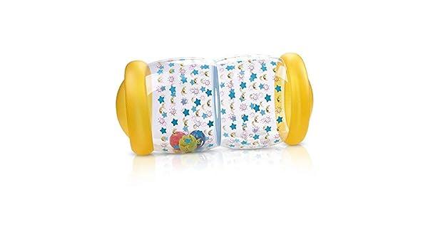 Volwco Baby Roller Rodillo Inflable Recién Nacido con Bola De ...