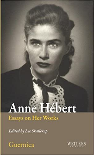 Anne Hebert un habit de lumiere