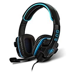Micro Headset XPERT-H2 (PS4/PC/PS3/Xbox One/Xbox 360)