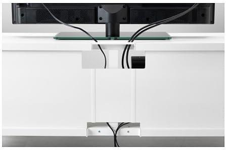 Ikea BESTA - Mueble para televisor (180 x 40 x 38 cm), color blanco: Amazon.es: Juguetes y juegos
