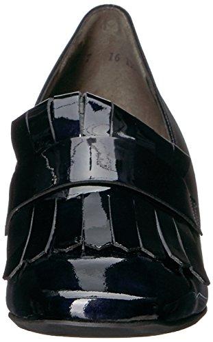 Women's Kilty Patent Ness Steel Paul Blue Green Pump v7qxg4A