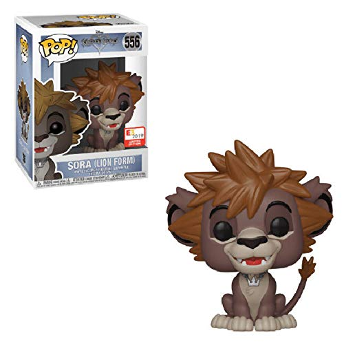 Funko Pop Kingdom of Hearts Sora Lion Form #556 Limited Edit