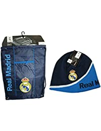 Official Licensed Soccer Cinch Bag & Beanie Combo