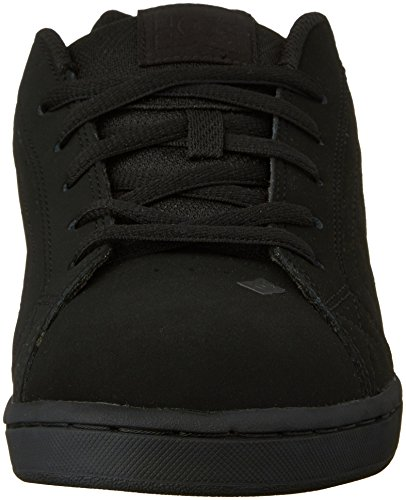 DC NET M SHOE 3BK - Zapatillas para hombre Negro