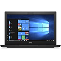 Dell Latitude 7280 7000 12.5 inch FHD i7-7600U 16GB DDR4 256GB SSD Windows 10 Home (Certified Refurbished)