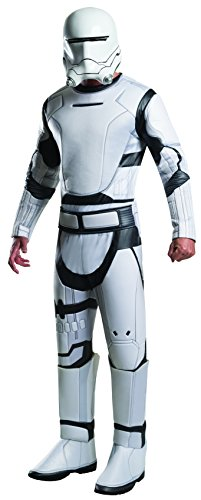 Star Wars: The Force Awakens Deluxe Adult Flametrooper Costume (Group Costume Ideas)