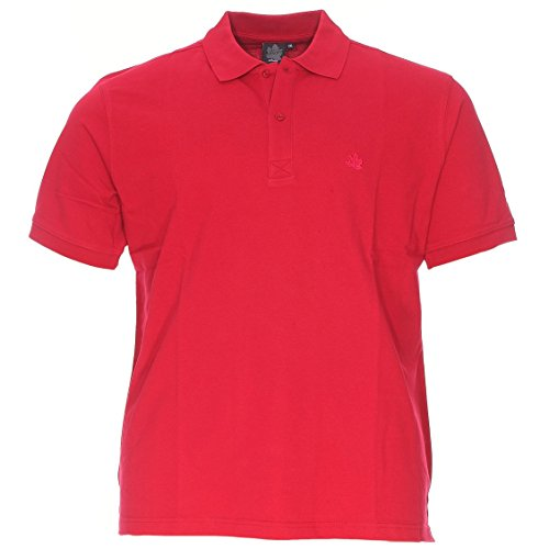 Size Rosso Plus Polos Cotone Sale Ahorn ZUCYx