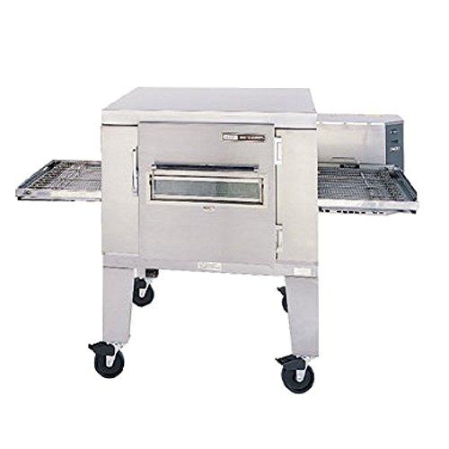Lincoln 1451-000-U L.P Gas Single Deck Pizza Conveyor Oven ()