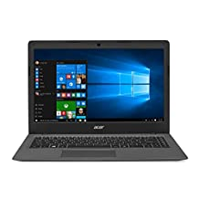 """Acer Aspire One Cloudbook 14"""" Laptop (Intel N3050, 2GB RAM, 64GB SSD) with Windows 10 and Office 365, Bilingual French Keyboard"""