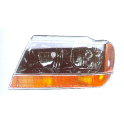 04 jeep cherokee headlights - 3
