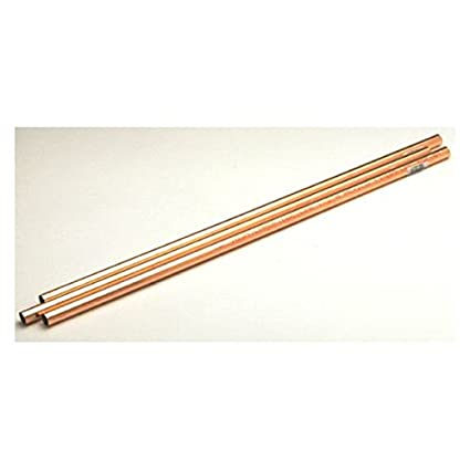 Mueller Industries LH04010 COPPER TUBING, TYPE L, 1/2 IN  ID X 10 FT