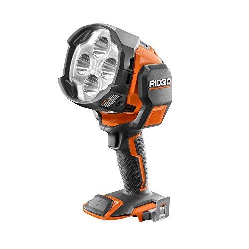 RIDGID GEN5X 18V Dual Power Light Cannon Flashlight Corded C