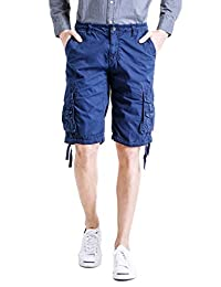 Vcansion Men's Outdoor Fall & Winter 100% Cotton Pants