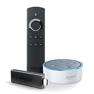 Amazon Fire TV Stick mit Alexa-Sprachfernbedienung : Gerät