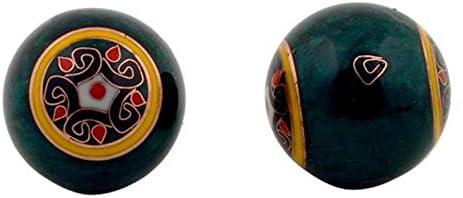Panotophia Qi Gong Qi Xin Ylang - Bolas de billar (3,5 cm): Amazon ...