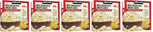 kirkland popcorn microwave - 5